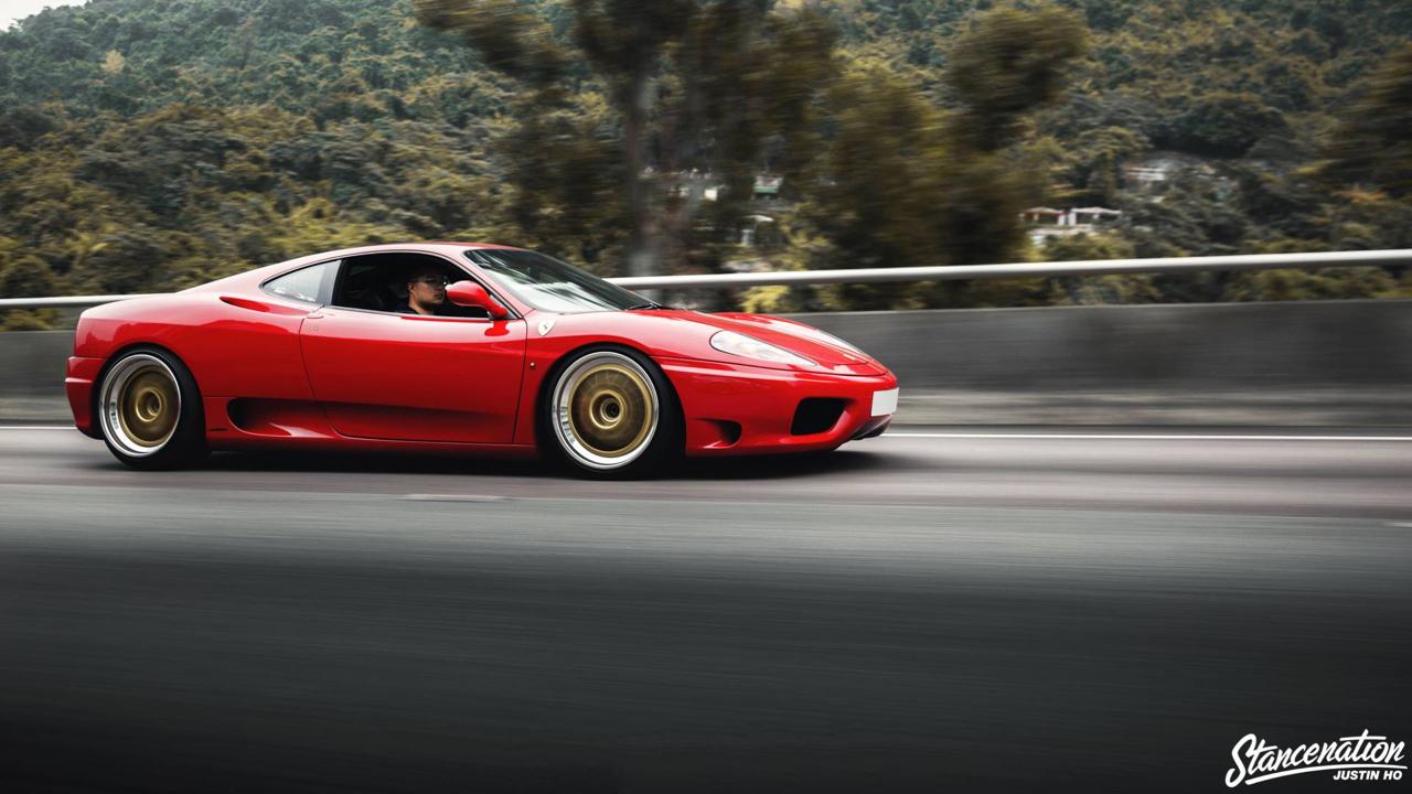 Ferrari 360 Modena F1 Airlift... Parce que c'est mieux que le static ! 9