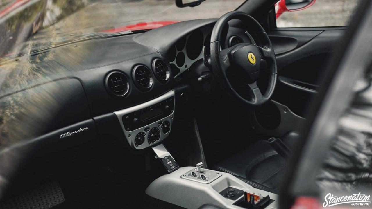 Ferrari 360 Modena F1 Airlift... Parce que c'est mieux que le static ! 3