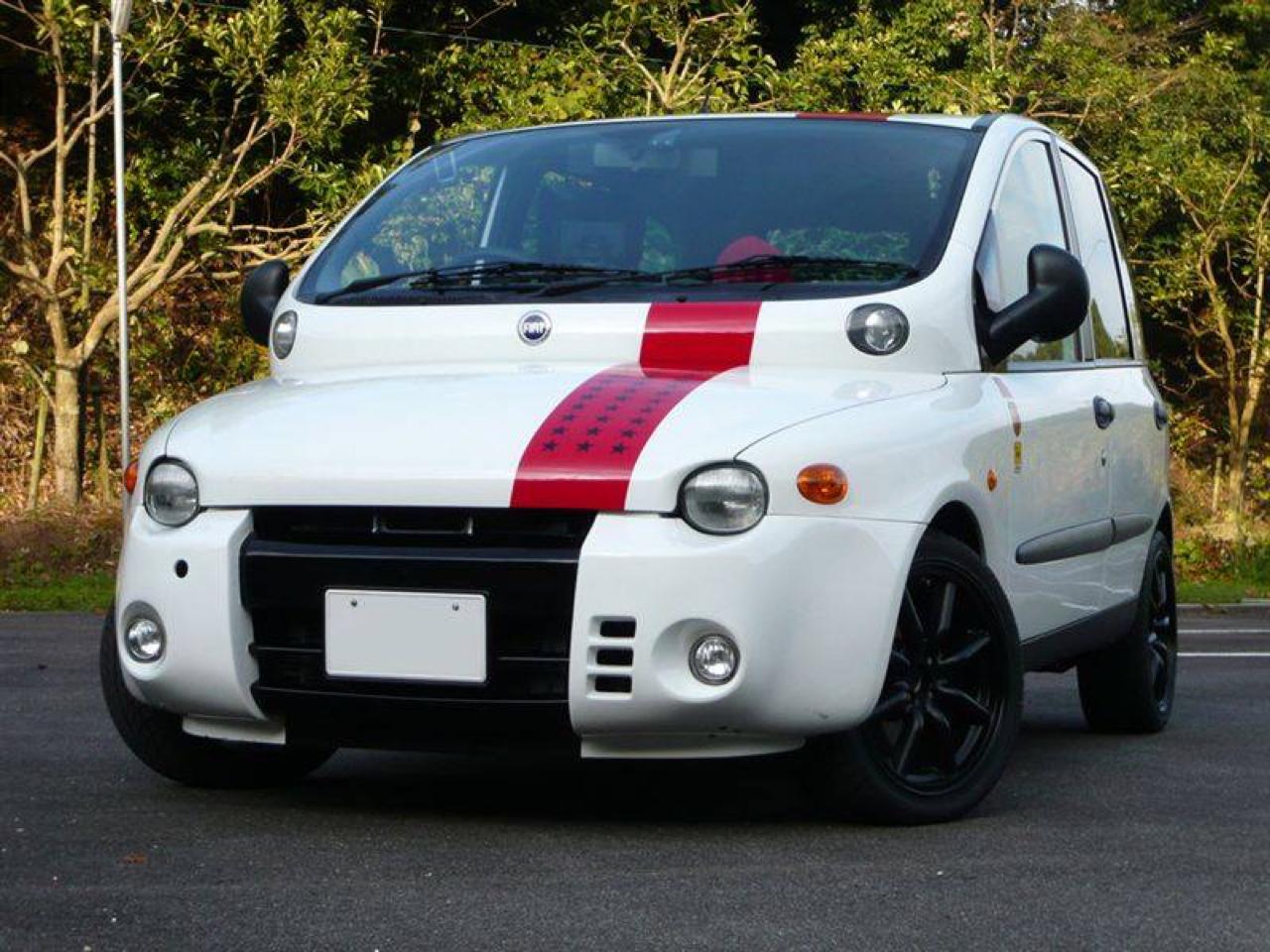 Fiat Multipla... La meilleure caisse du monde ?! 32