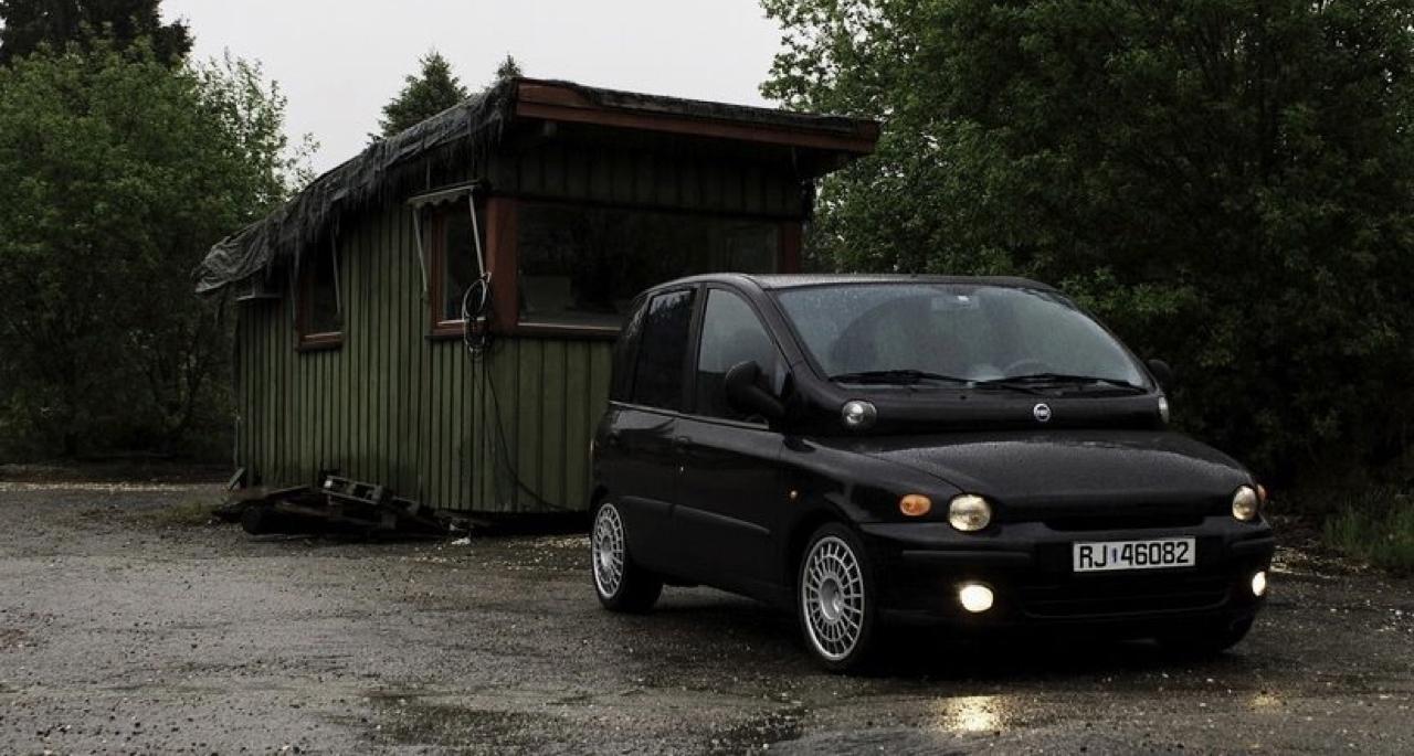 Fiat Multipla... La meilleure caisse du monde ?! 33