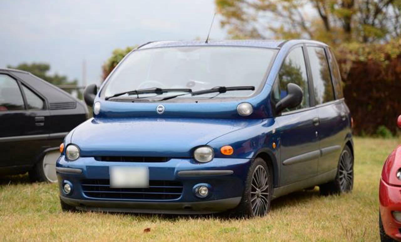 Fiat Multipla... La meilleure caisse du monde ?! 37