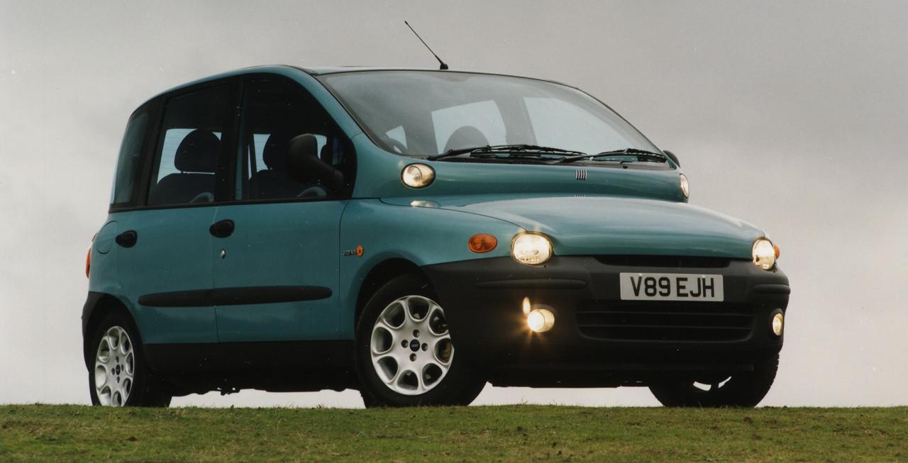 Fiat Multipla... La meilleure caisse du monde ?! 31