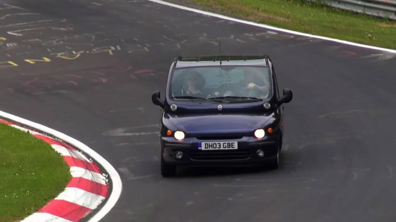 Fiat Multipla... La meilleure caisse du monde ?! 41