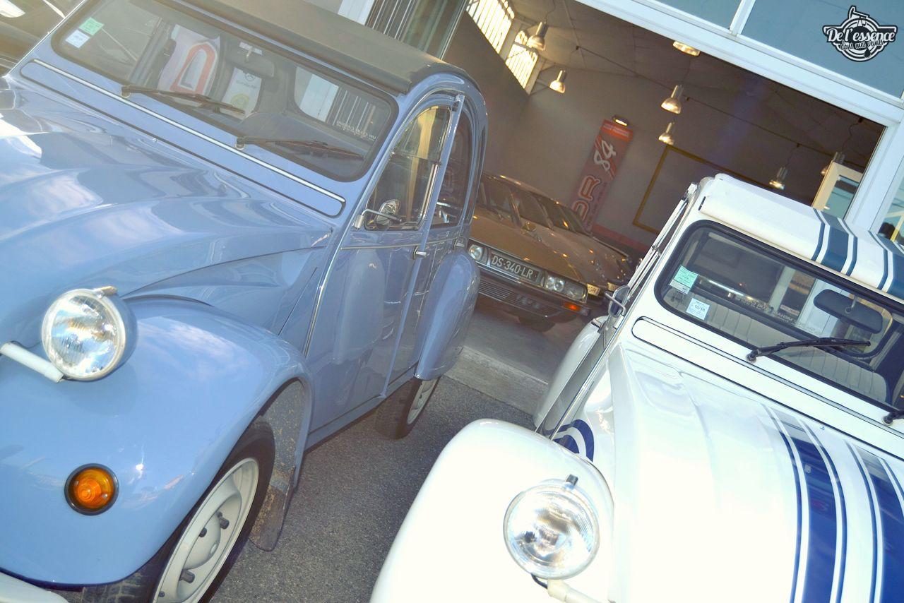 Citroen 2CV... Bleu blanc rouge ! 29