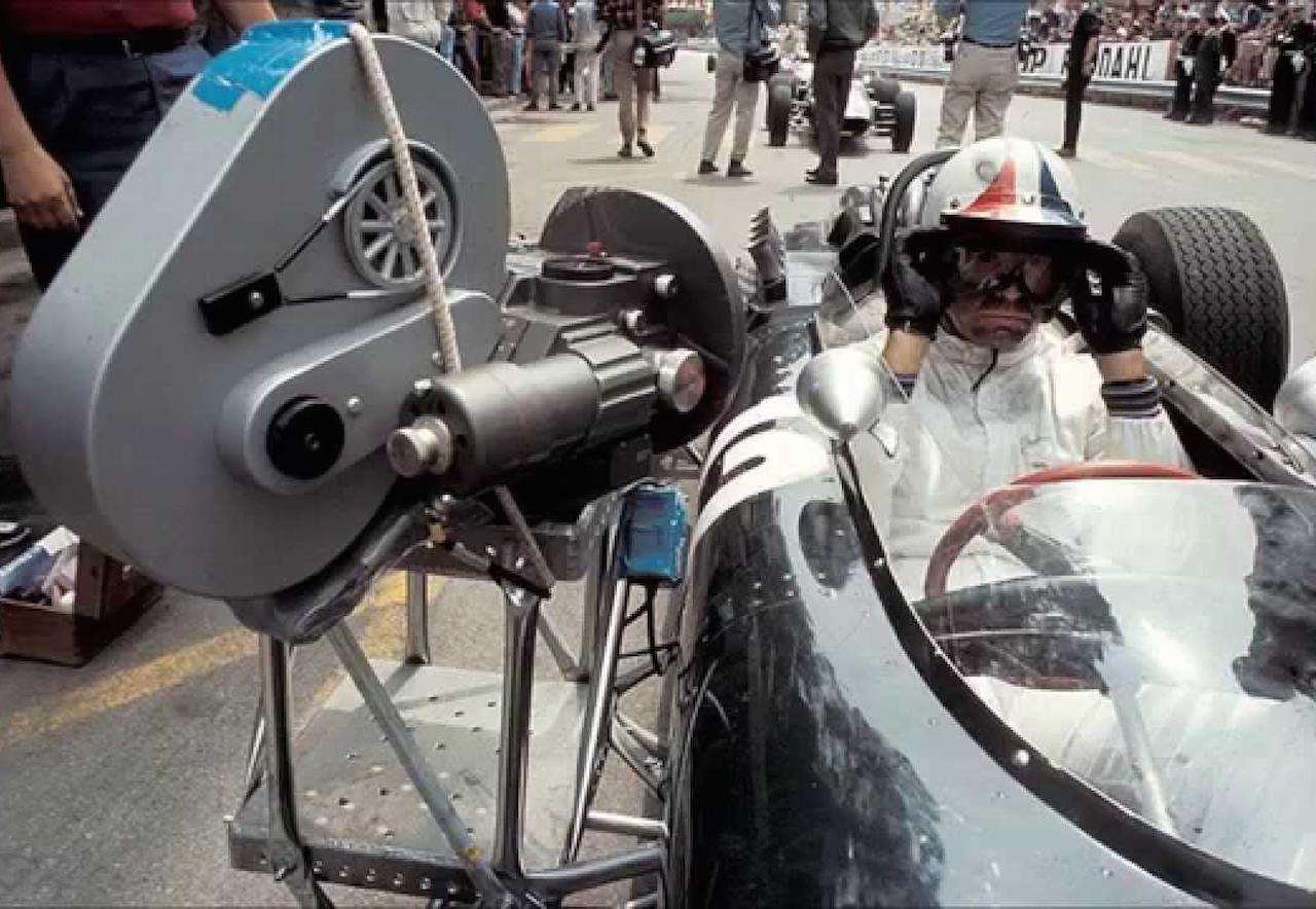 """""""Grand Prix"""" - Un onboard de Zandvoort en 66... 3"""