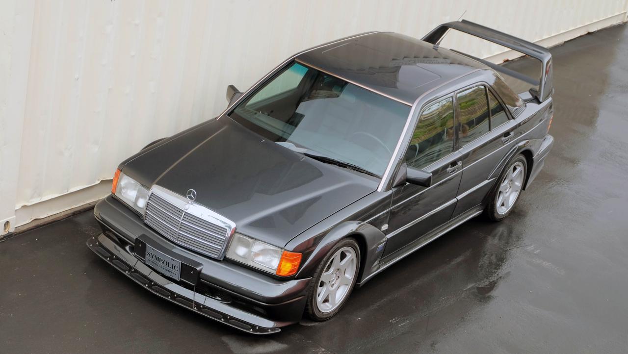 Mercedes 190E 2.5 16 Evo II... la DTM des routes ! 15