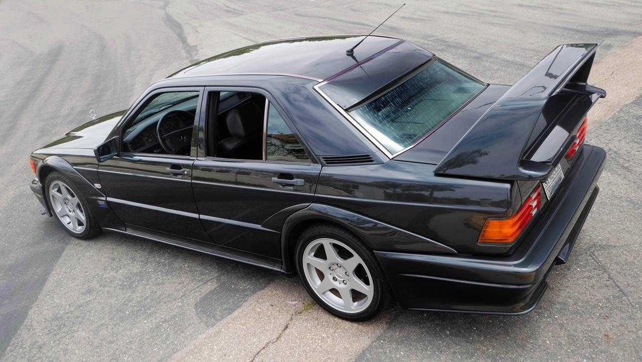 Mercedes 190E 2.5 16 Evo II... la DTM des routes ! 3