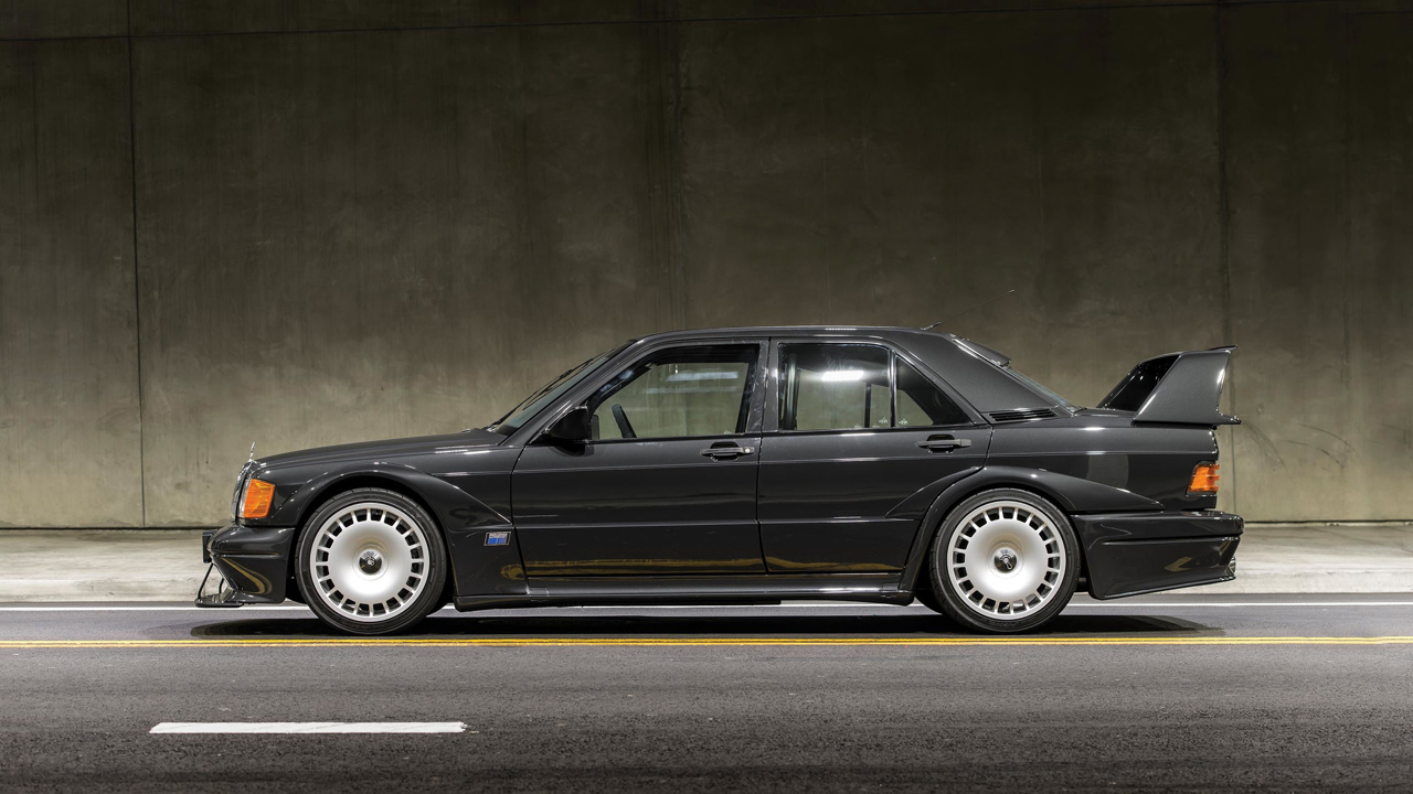 Mercedes 190E 2.5 16 Evo II... la DTM des routes ! 13