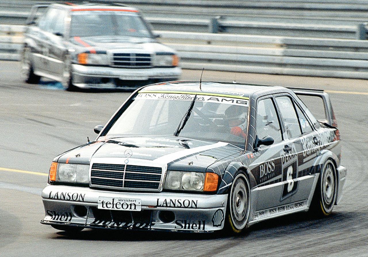 Mercedes 190E 2.5 16 Evo II... la DTM des routes ! 14