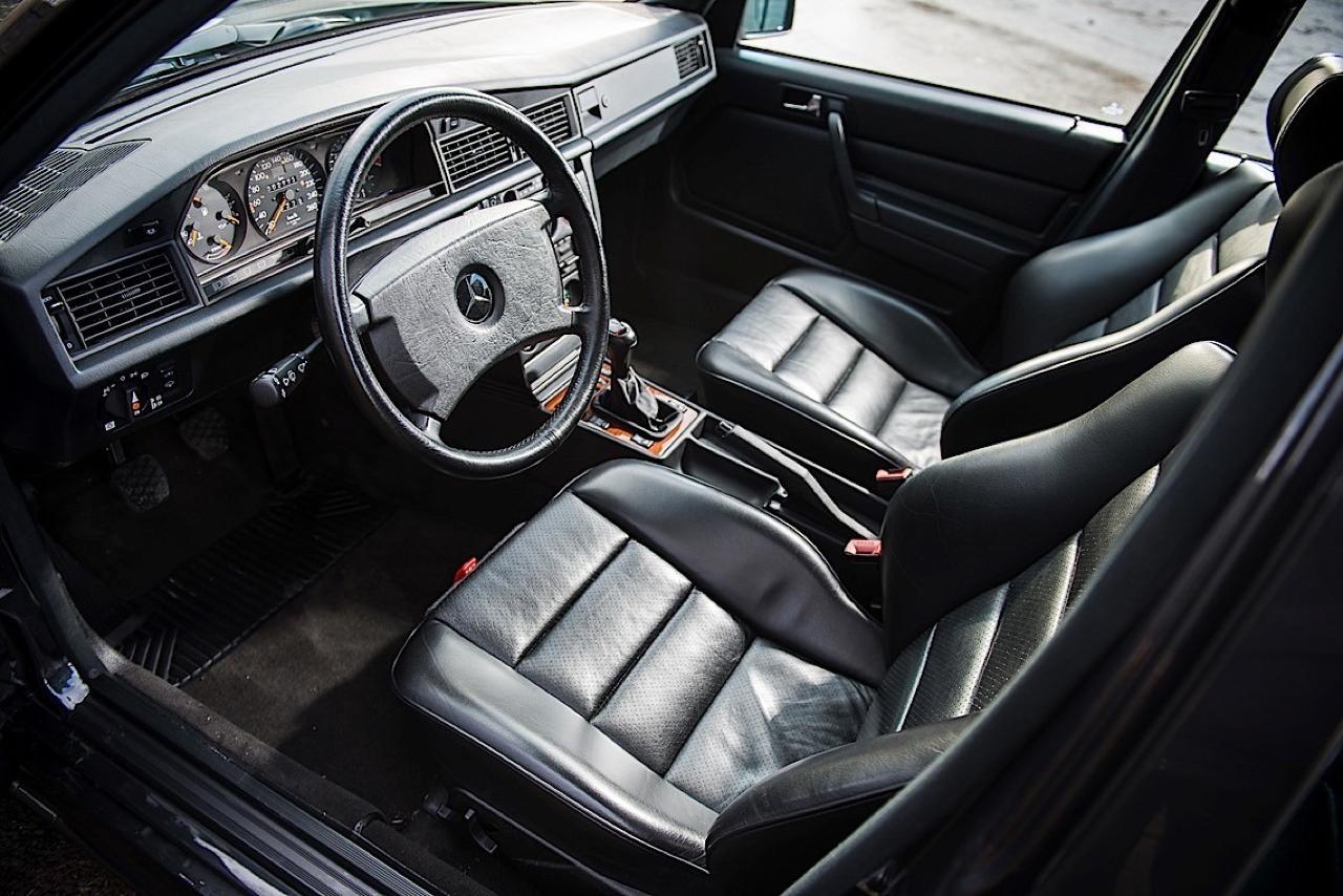 Mercedes 190E 2.5 16 Evo II... la DTM des routes ! 12