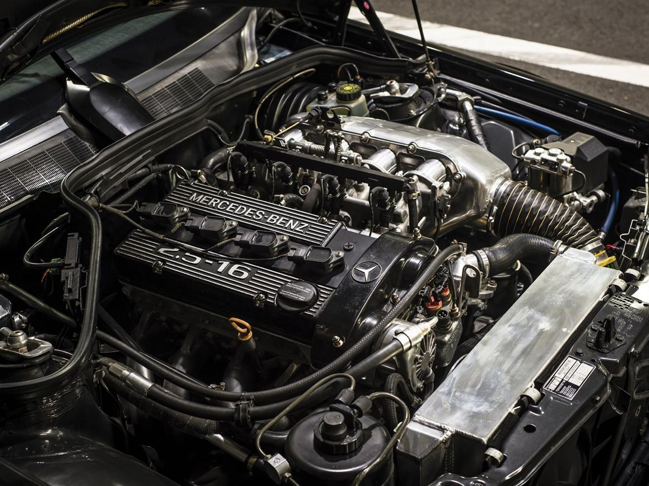 Mercedes 190E 2.5 16 Evo II... la DTM des routes ! 7