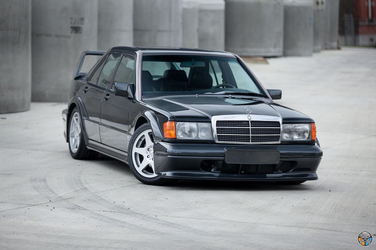 Mercedes 190E 2.5 16 Evo II... la DTM des routes ! 9