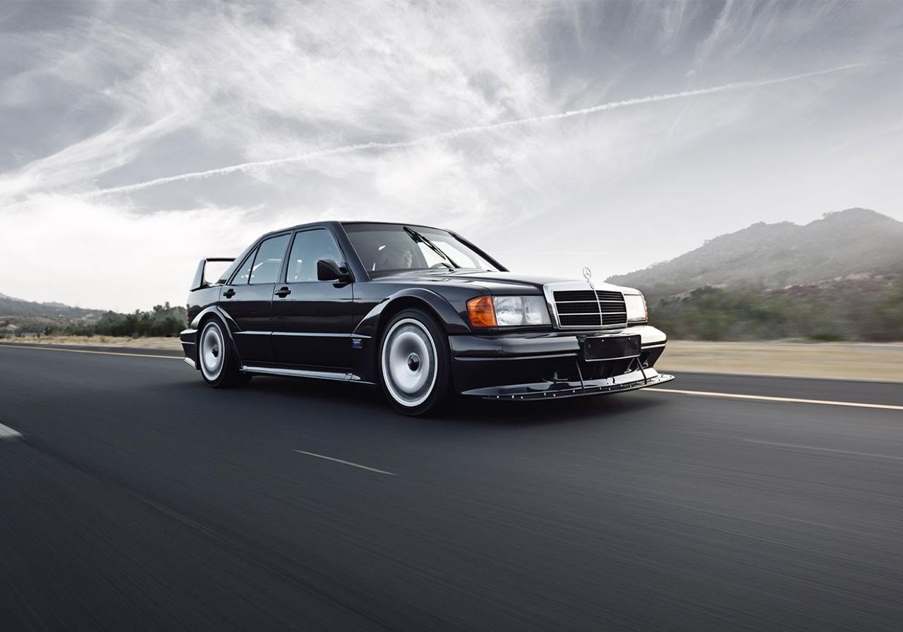 Mercedes 190E 2.5 16 Evo II... la DTM des routes ! 8