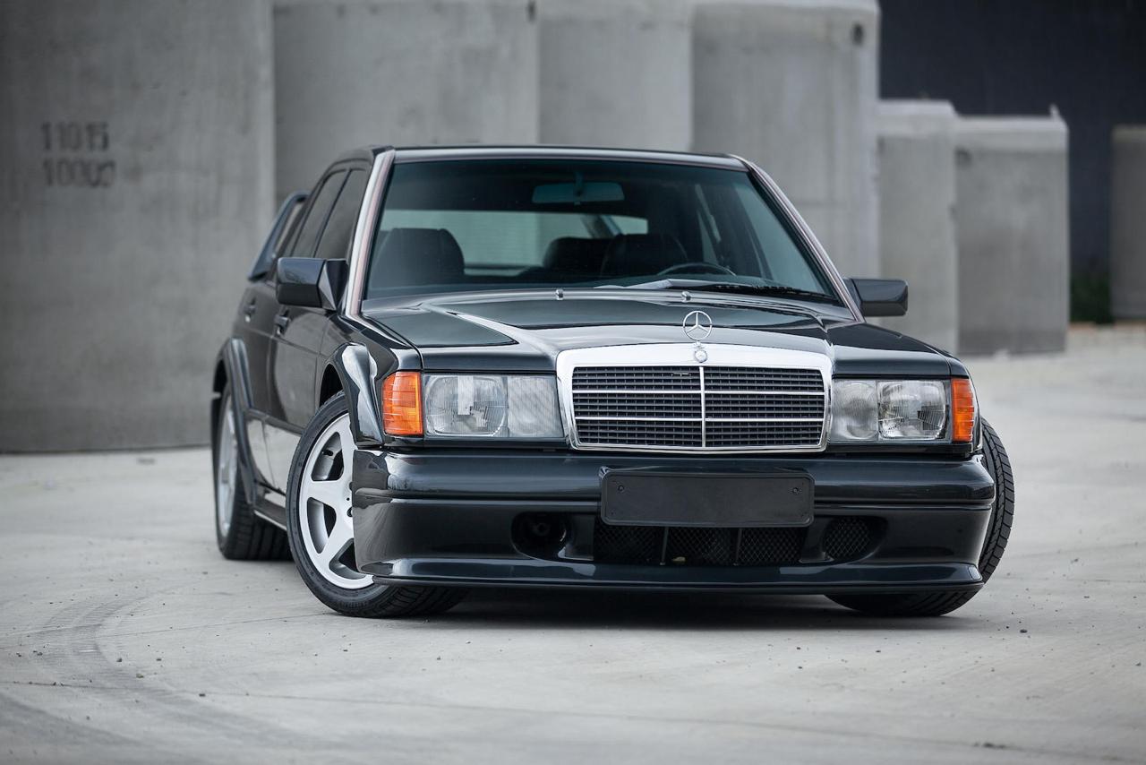 Mercedes 190E 2.5 16 Evo II... la DTM des routes ! 5