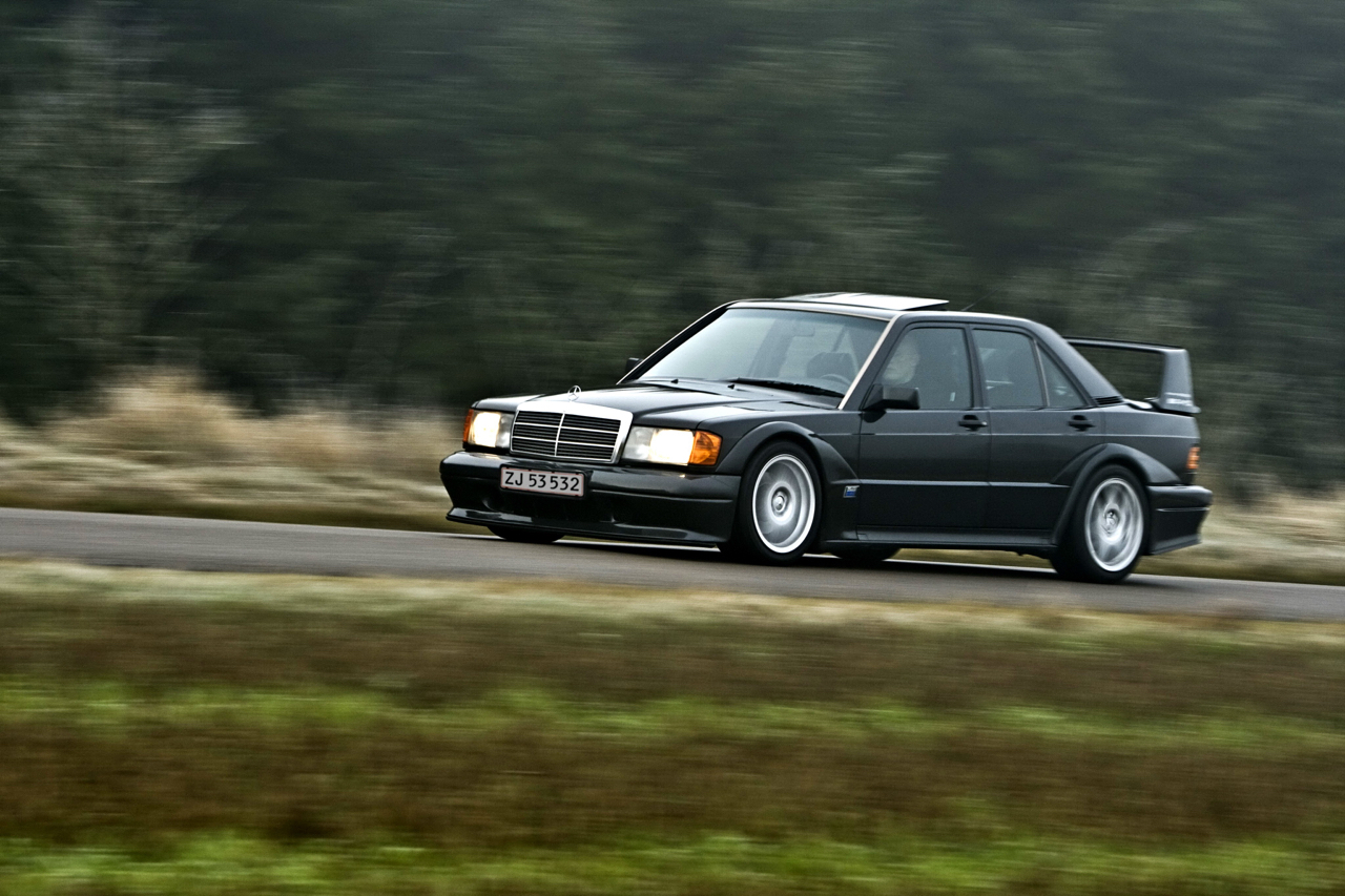 Mercedes 190E 2.5 16 Evo II... la DTM des routes ! 4