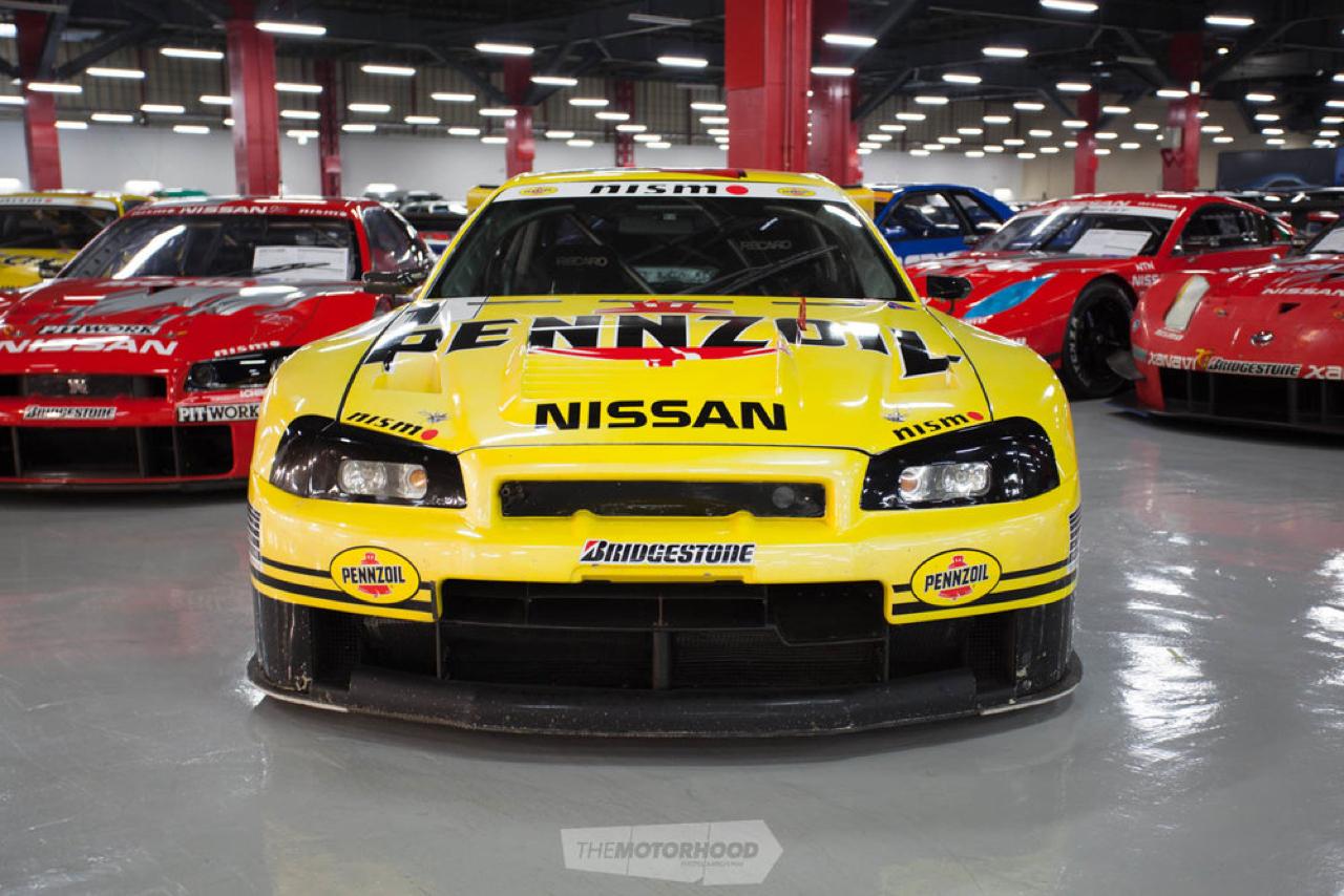 Nissan Skyline R34 Pennzoil - La bête du JGTC ! 27