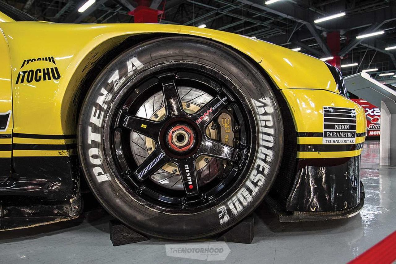 Nissan Skyline R34 Pennzoil - La bête du JGTC ! 31