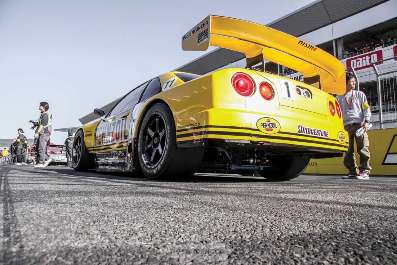 Nissan Skyline R34 Pennzoil - La bête du JGTC ! 29
