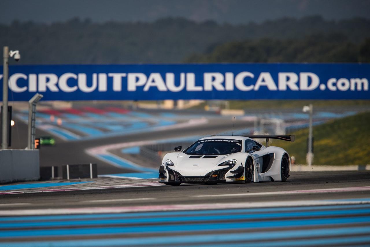 Onboard en GT3 sur le Paul Ricard... Plein les yeux et les oreilles ! 23