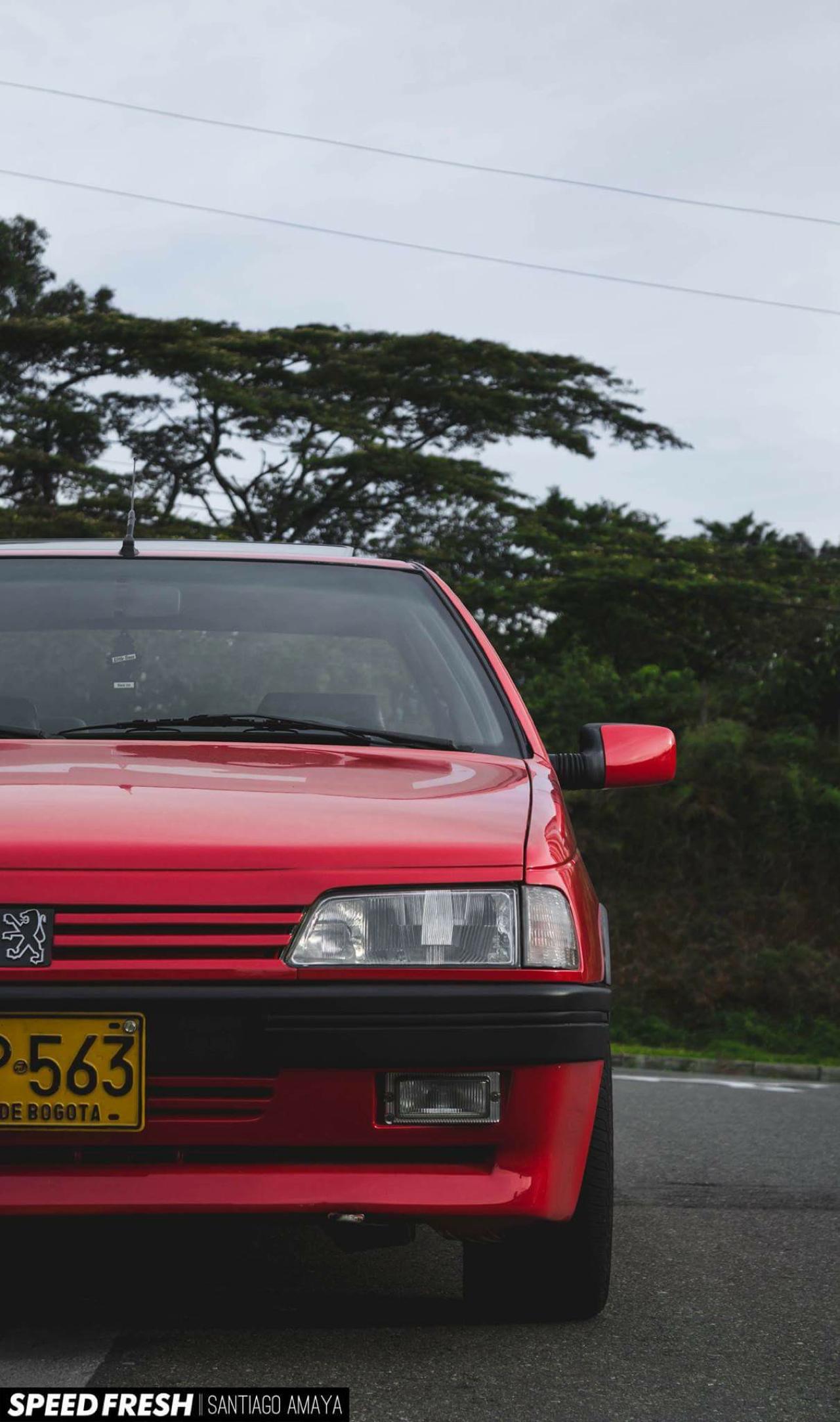 Peugeot 405 T16... Pourquoi ils n'ont pas continué ?! 9