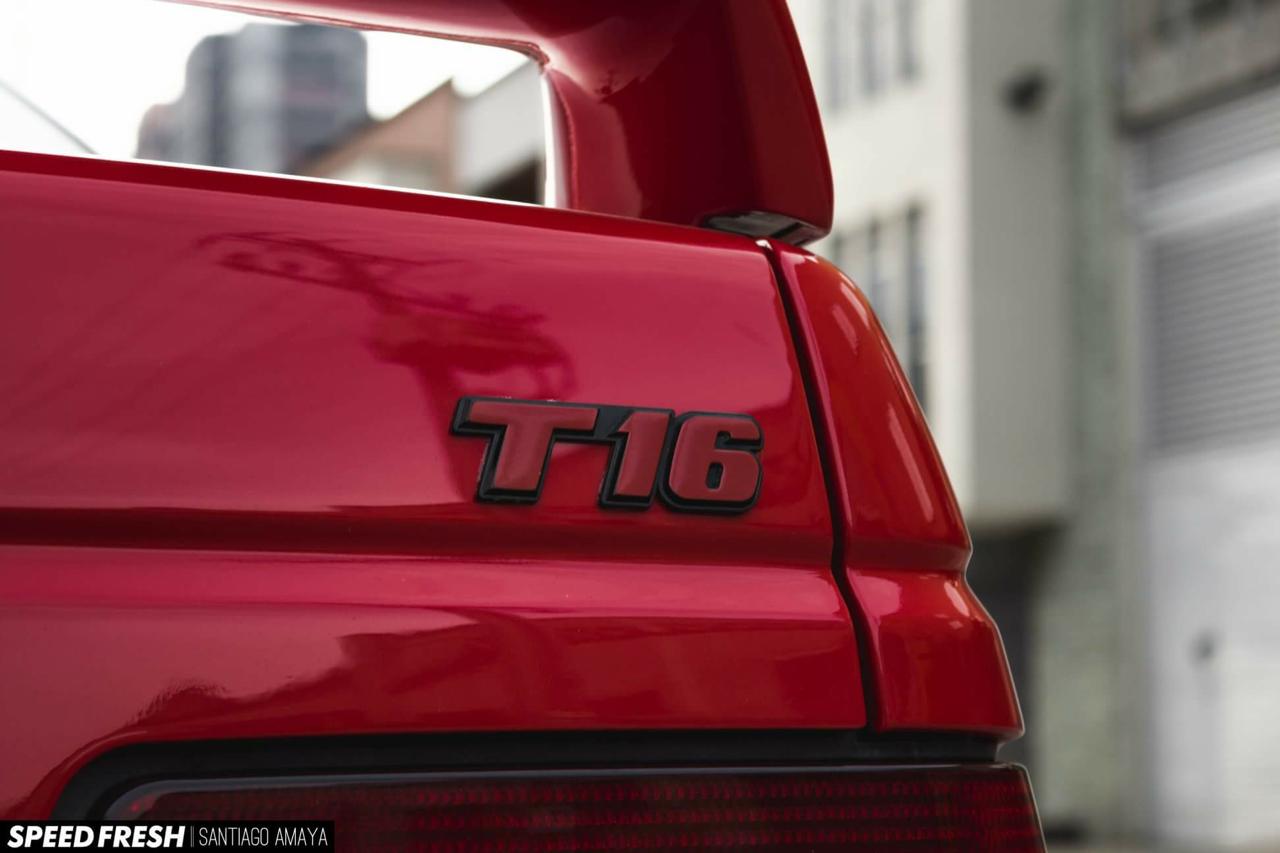 Peugeot 405 T16... Pourquoi ils n'ont pas continué ?! 10