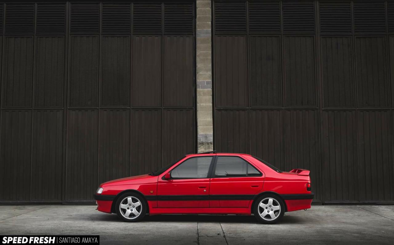 Peugeot 405 T16... Pourquoi ils n'ont pas continué ?! 8