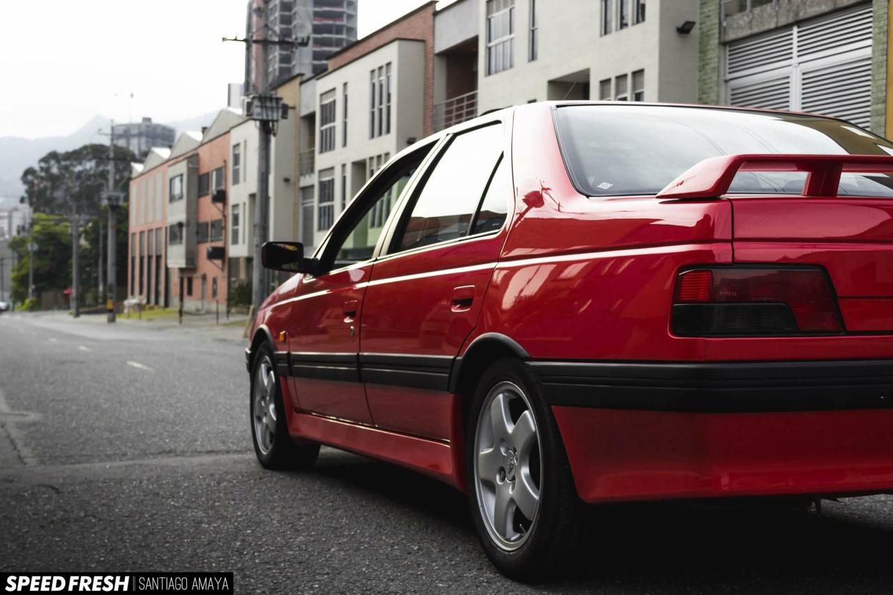 Peugeot 405 T16... Pourquoi ils n'ont pas continué ?! 6