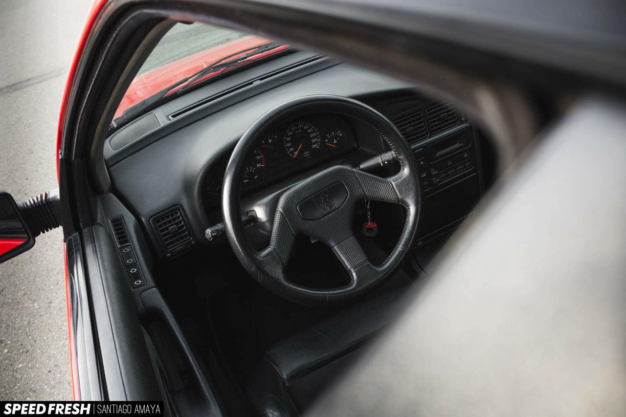 Peugeot 405 T16... Pourquoi ils n'ont pas continué ?! 7