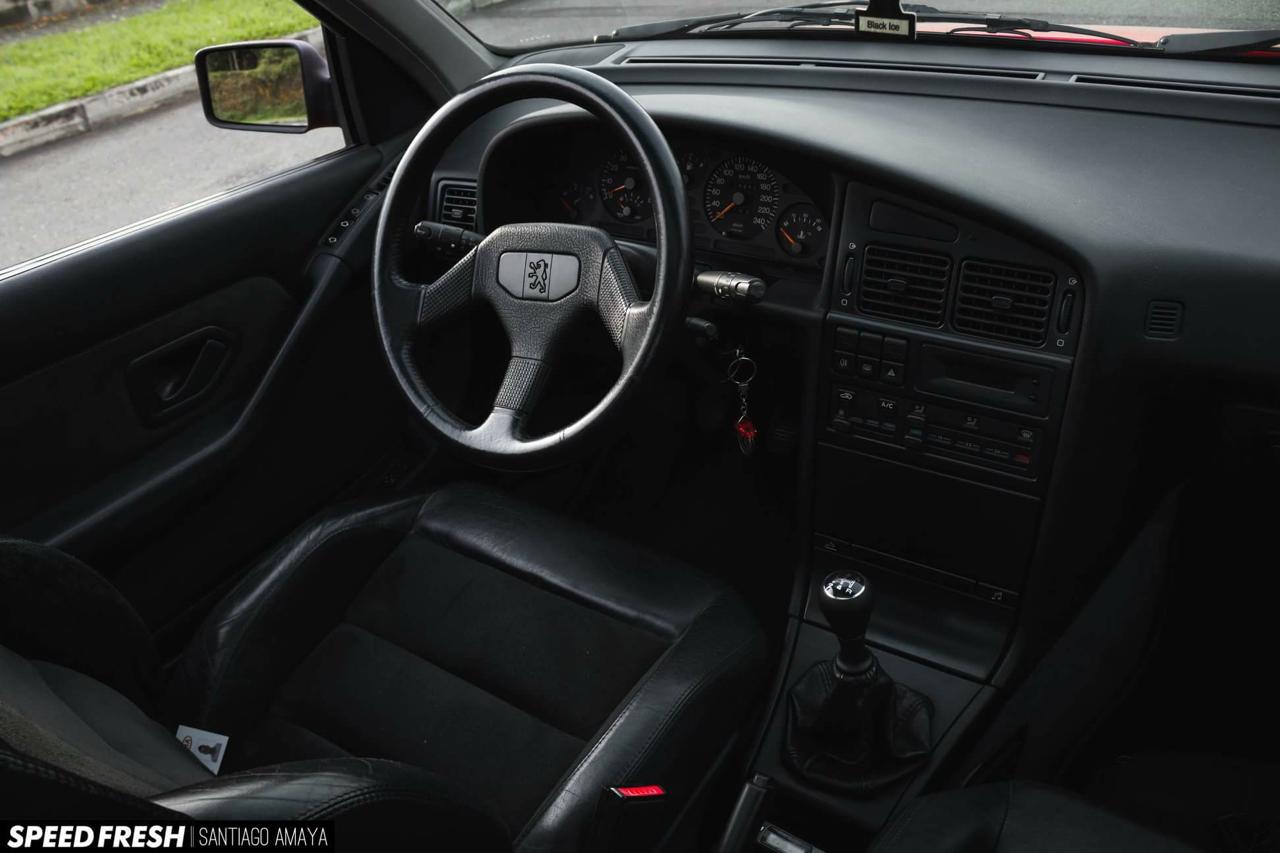 Peugeot 405 T16... Pourquoi ils n'ont pas continué ?! 3