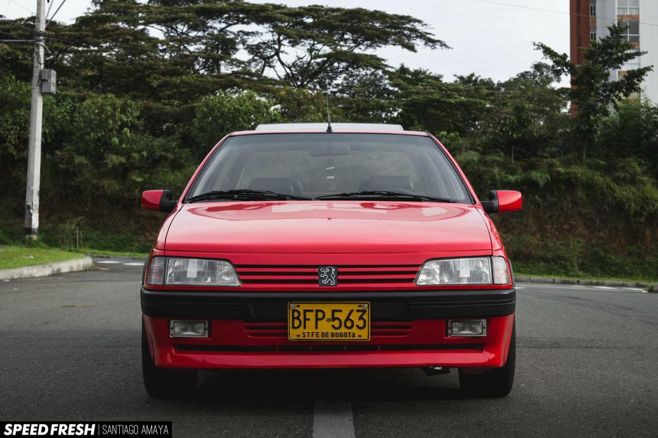 Peugeot 405 T16... Pourquoi ils n'ont pas continué ?! 2