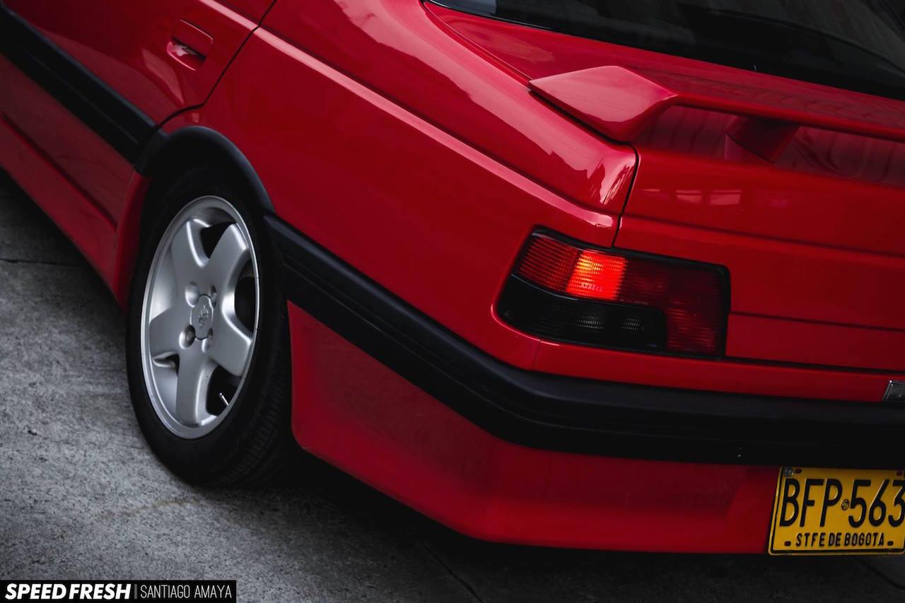 Peugeot 405 T16... Pourquoi ils n'ont pas continué ?! 11
