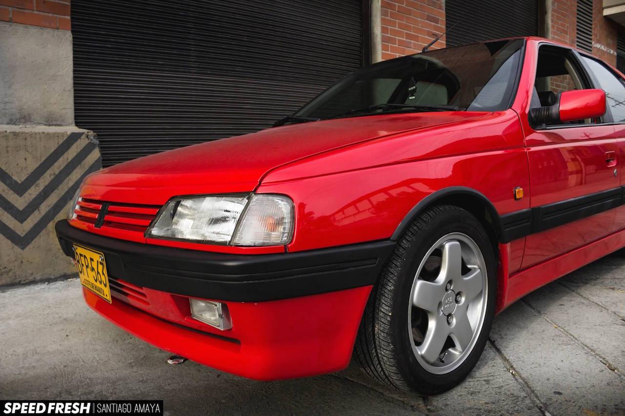 Peugeot 405 T16... Pourquoi ils n'ont pas continué ?! 12