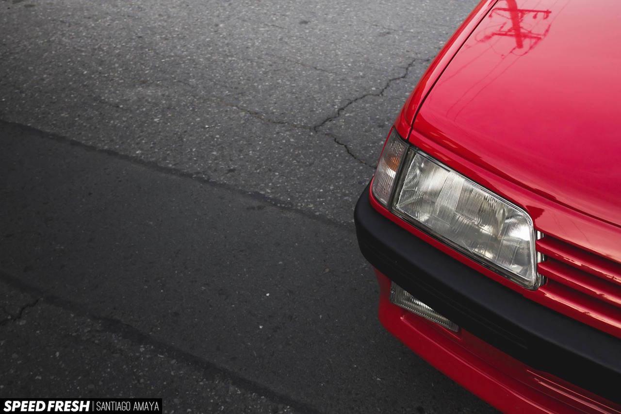 Peugeot 405 T16... Pourquoi ils n'ont pas continué ?! 14