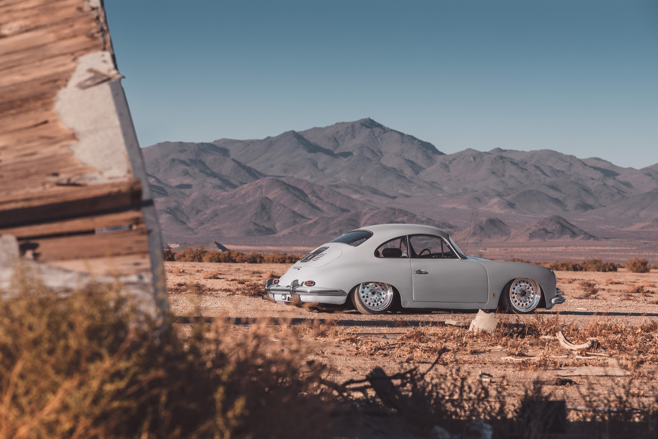 Porsche 356 - Quand le boss de Rotiform sort son engin ! 15