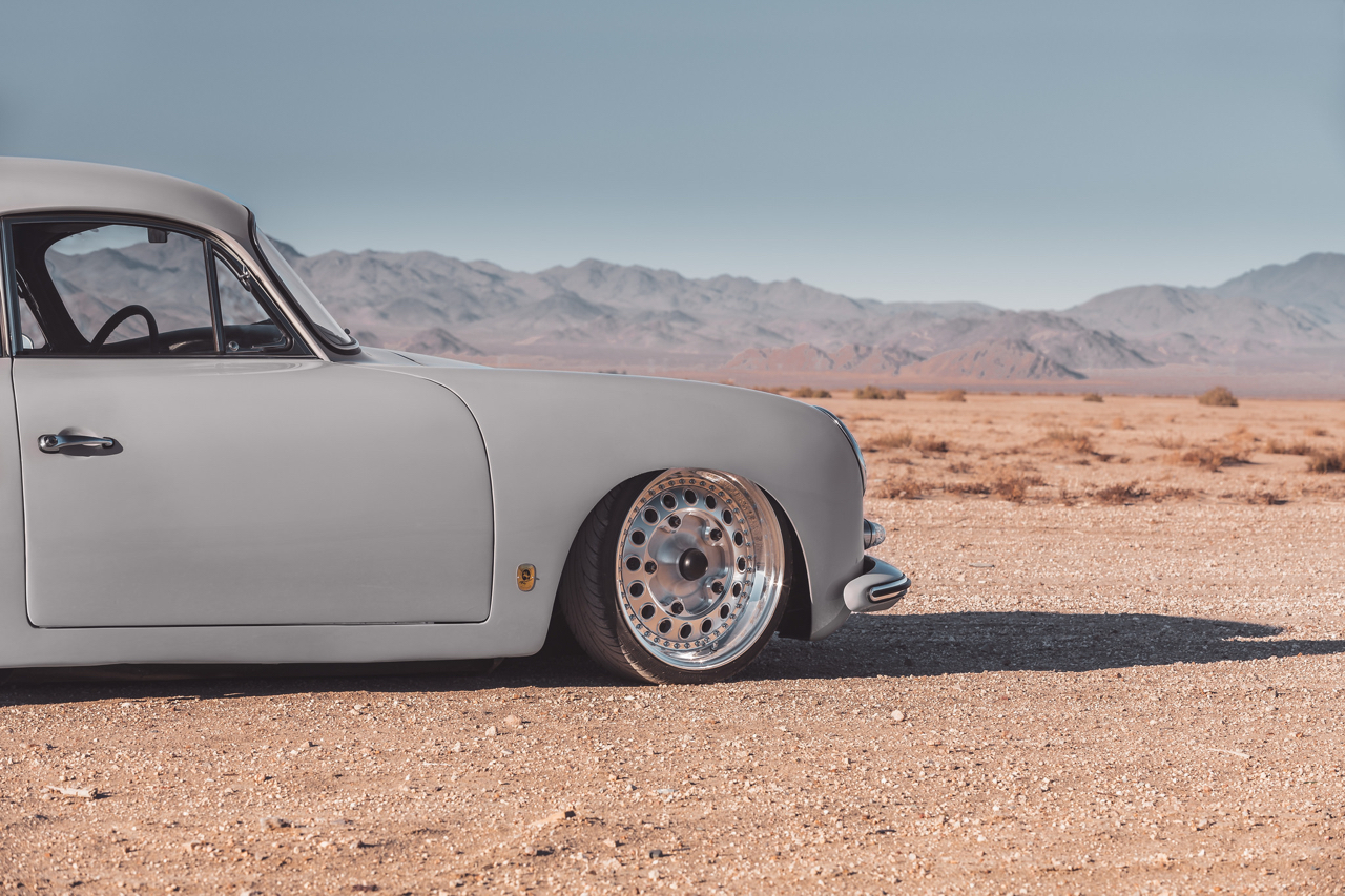 Porsche 356 - Quand le boss de Rotiform sort son engin ! 12