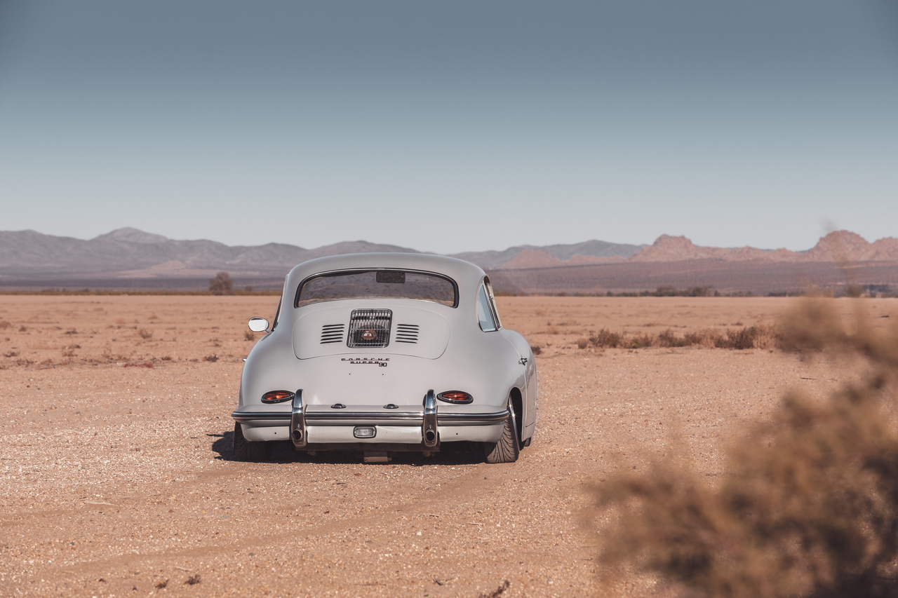 Porsche 356 - Quand le boss de Rotiform sort son engin ! 14