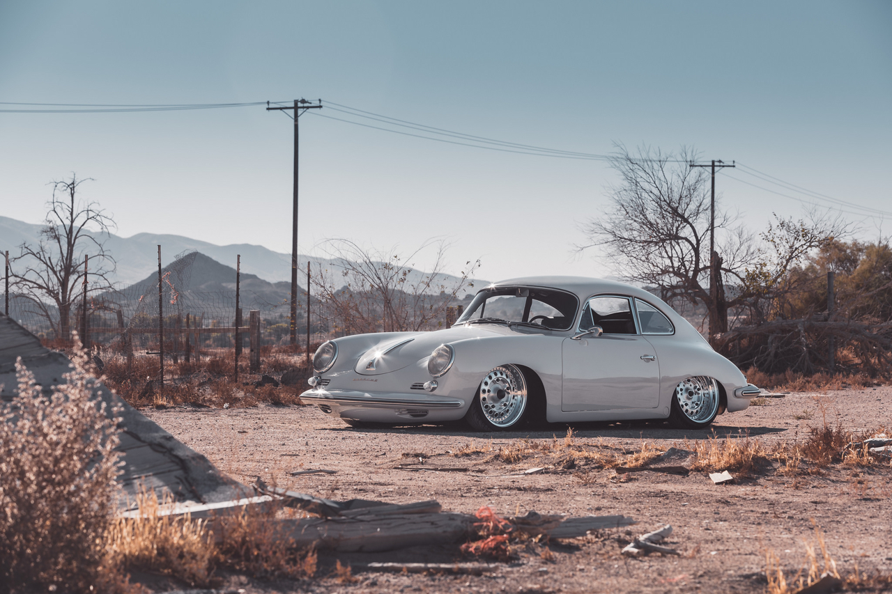 Porsche 356 - Quand le boss de Rotiform sort son engin ! 3