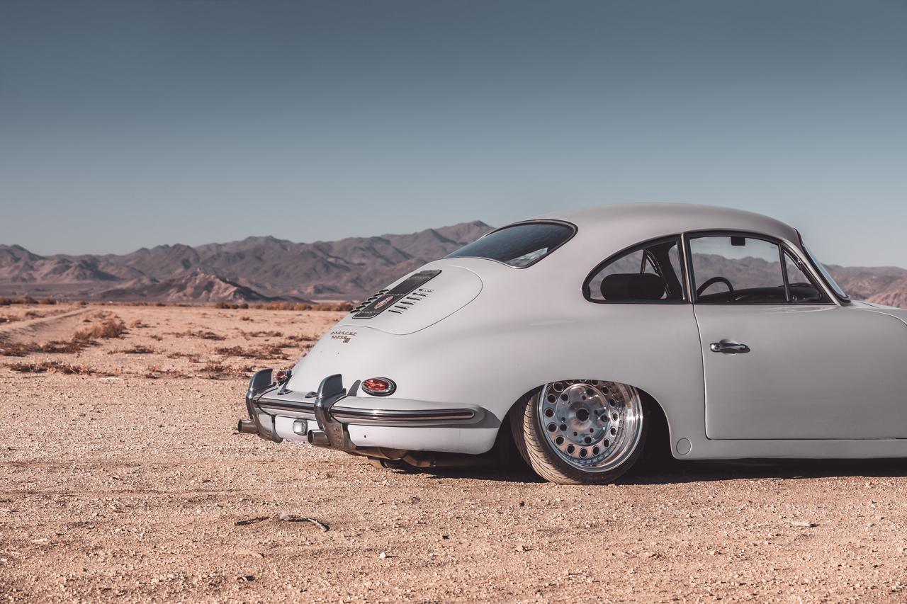 Porsche 356 - Quand le boss de Rotiform sort son engin ! 2