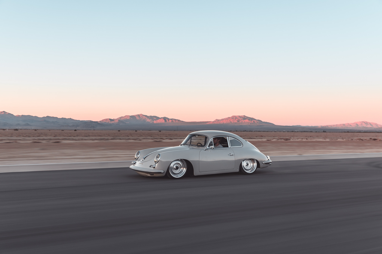 Porsche 356 - Quand le boss de Rotiform sort son engin ! 1