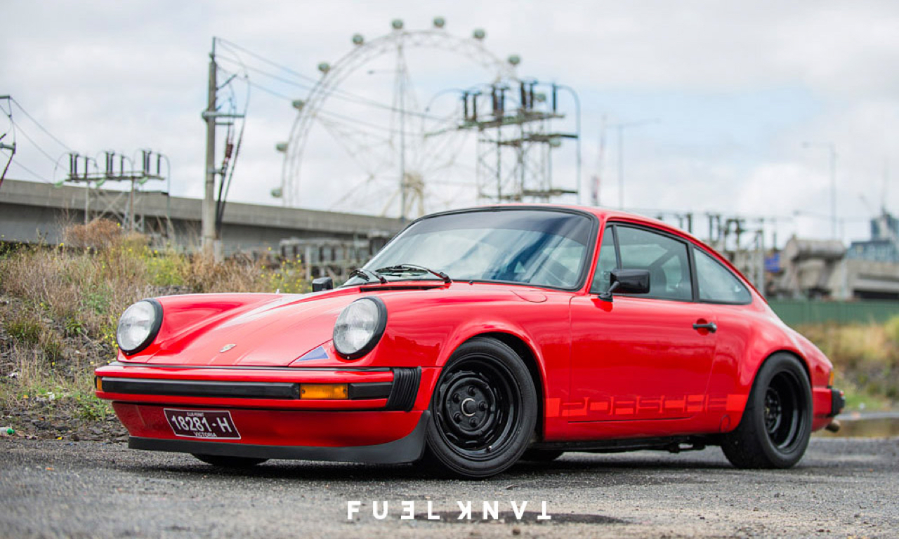 Porsche 911 3.0l - Melbourne Outlaw 16