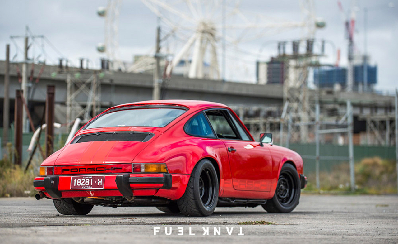 Porsche 911 3.0l - Melbourne Outlaw 15