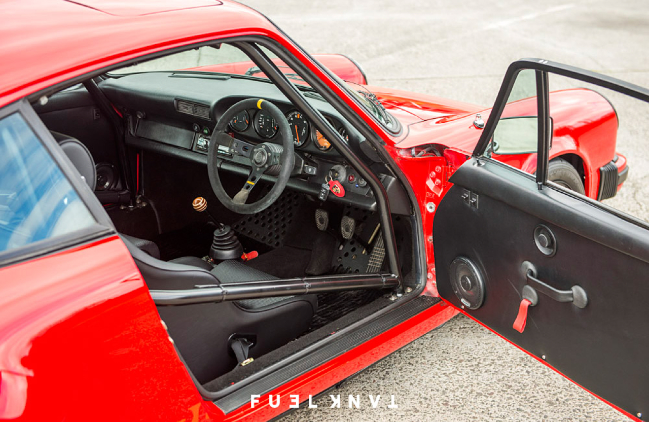 Porsche 911 3.0l - Melbourne Outlaw 10