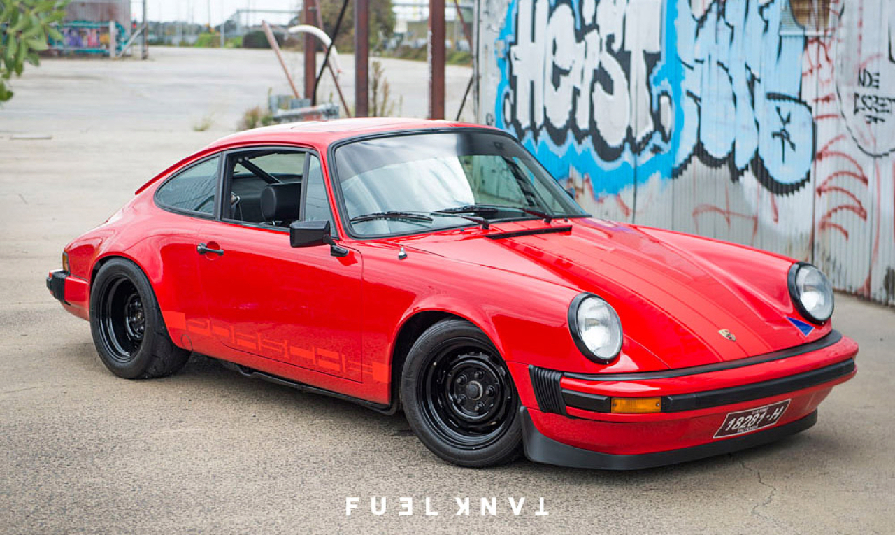 Porsche 911 3.0l - Melbourne Outlaw 11