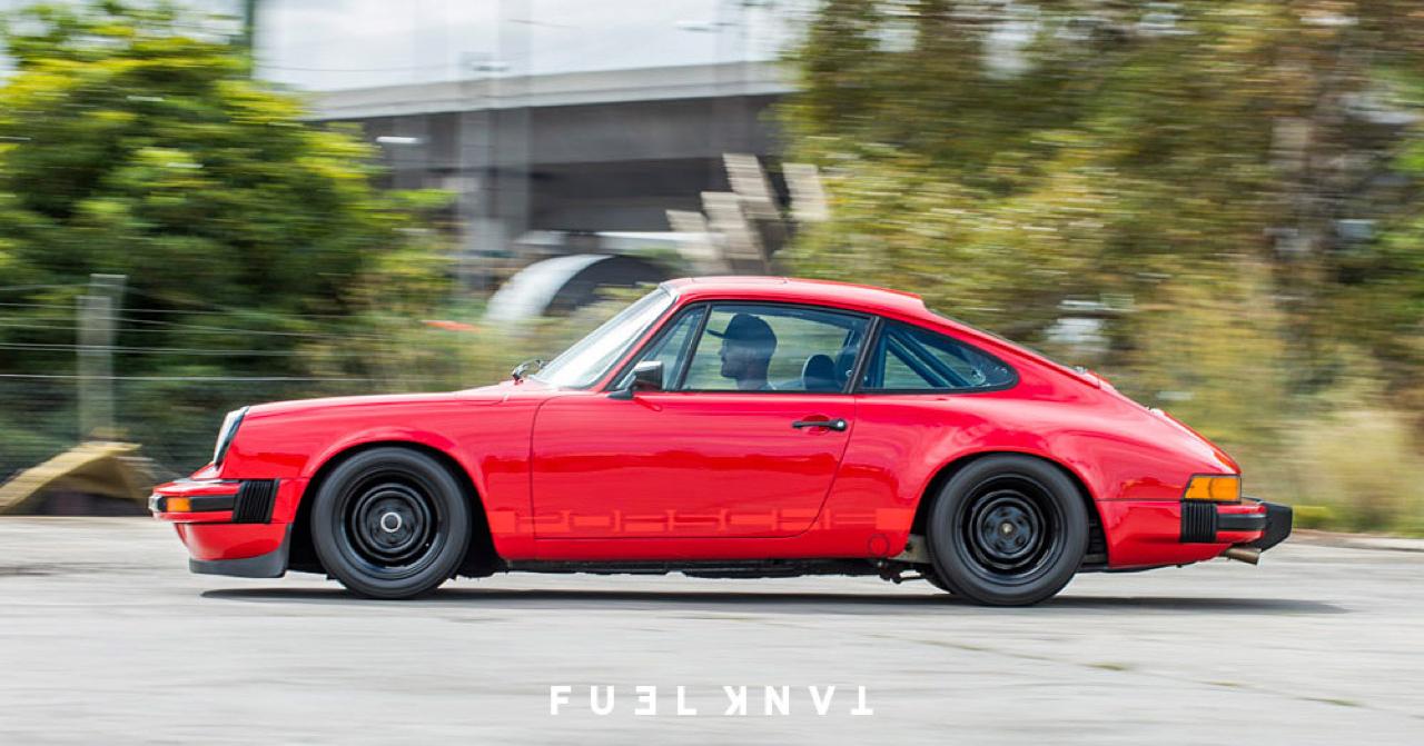 Porsche 911 3.0l - Melbourne Outlaw 9