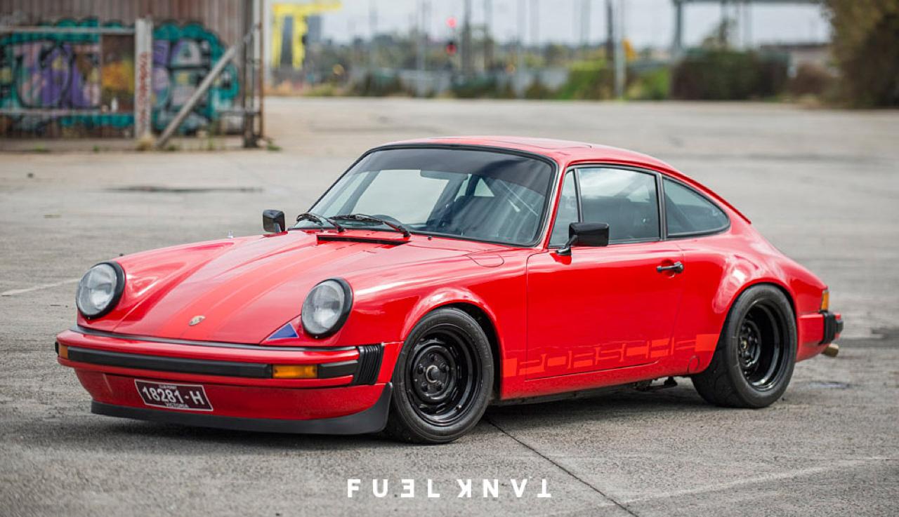 Porsche 911 3.0l - Melbourne Outlaw 3