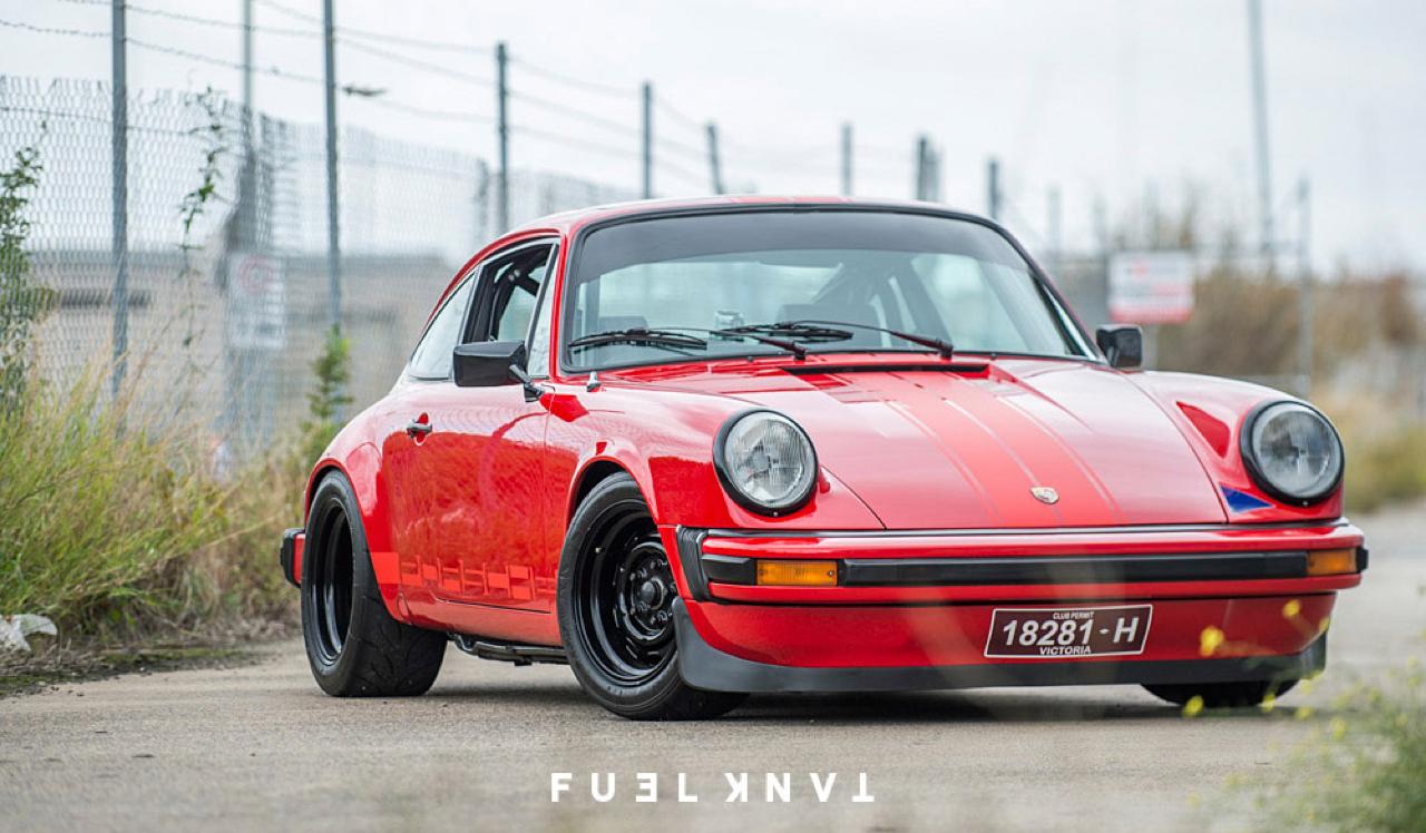 Porsche 911 3.0l - Melbourne Outlaw 1