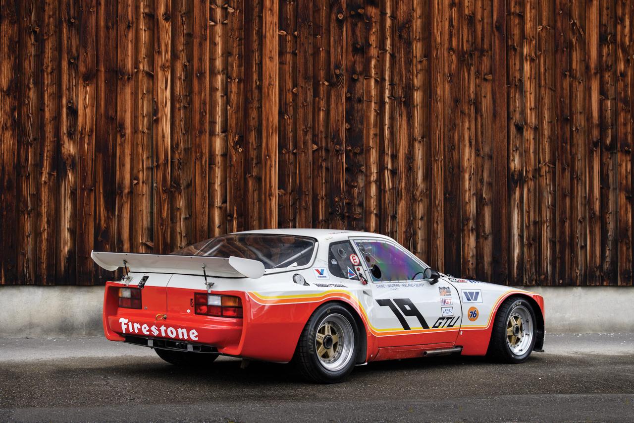 Porsche 924 GTR... Une vraie Porsche ! 10