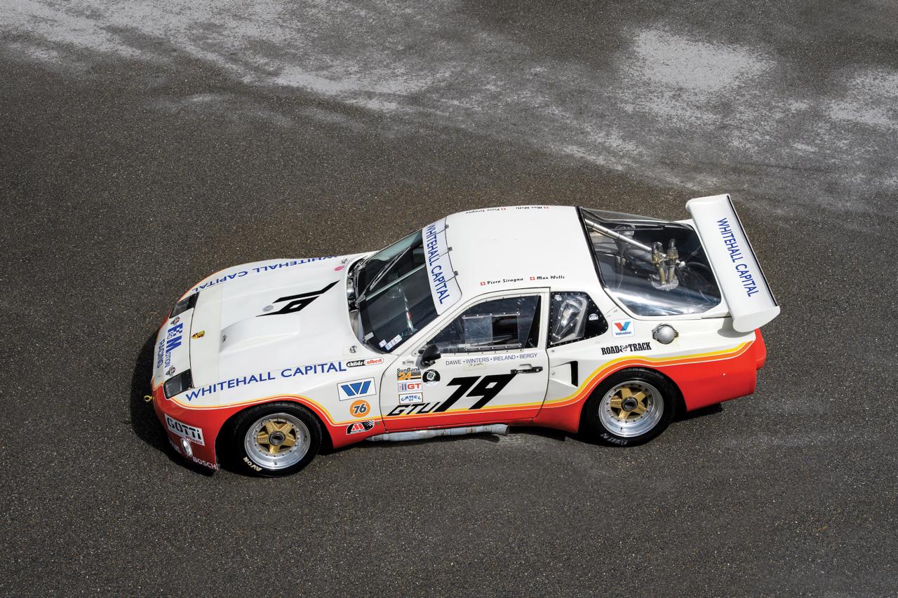 Porsche 924 GTR... Une vraie Porsche ! 9