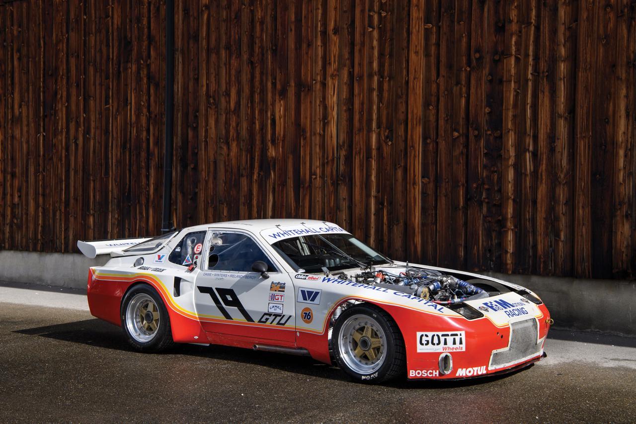 Porsche 924 GTR... Une vraie Porsche ! 8