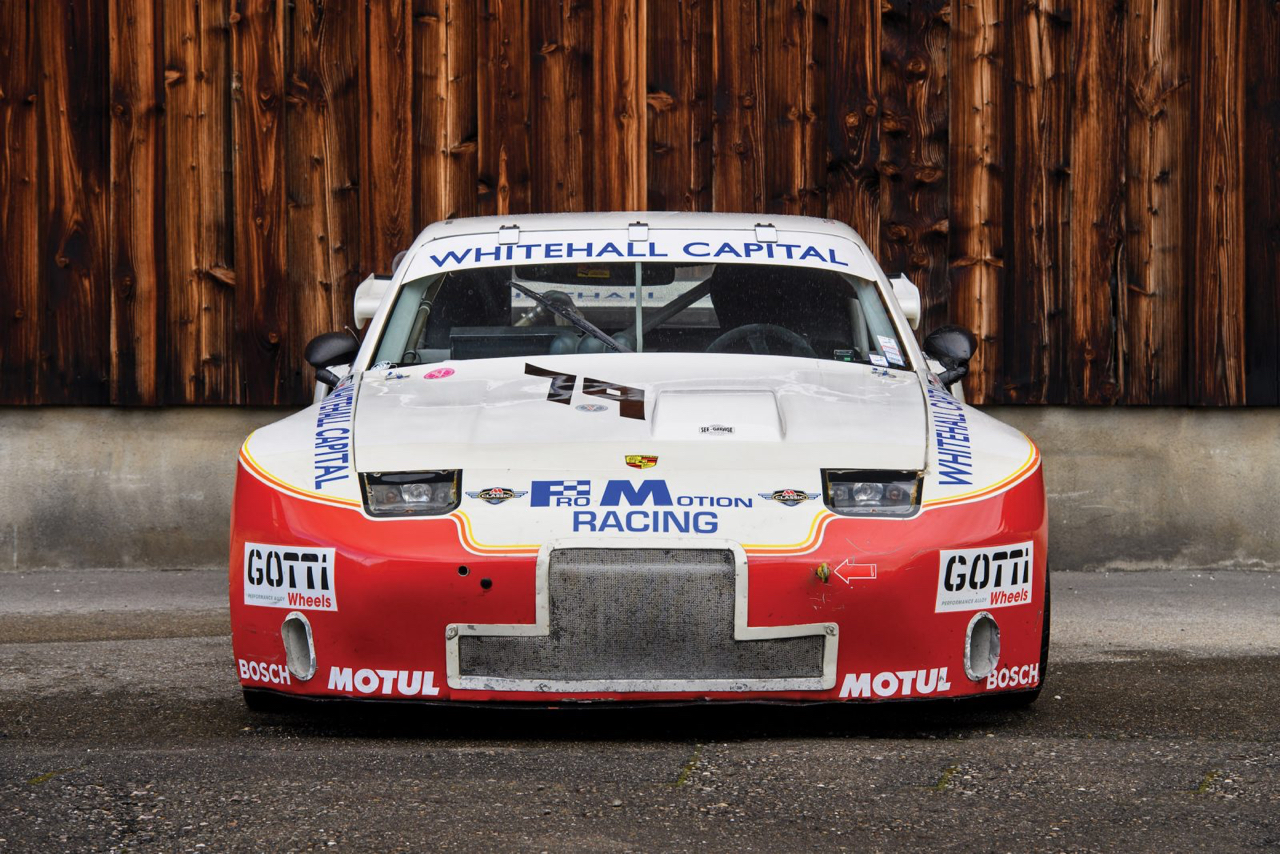 Porsche 924 GTR... Une vraie Porsche ! 7